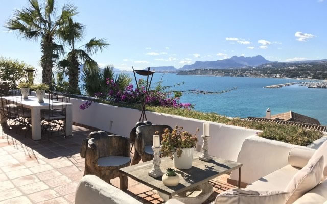 Moraira and Javea Villa Rental